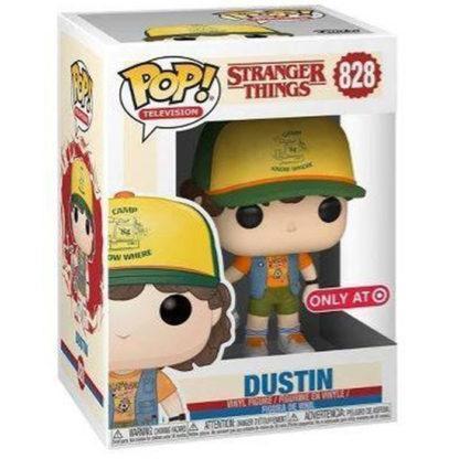 Figurine Funko Pop 828 Dustin (Stranger Things)
