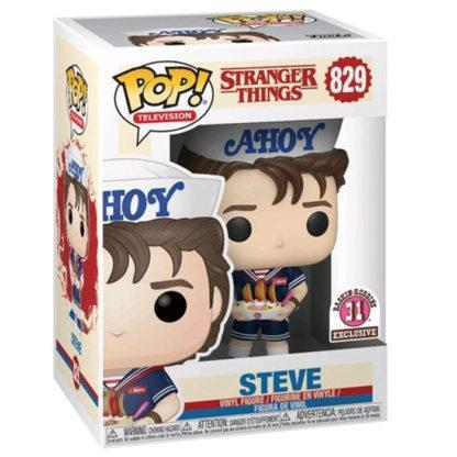 Figurine Funko Pop 829 Steve (Stranger Things)