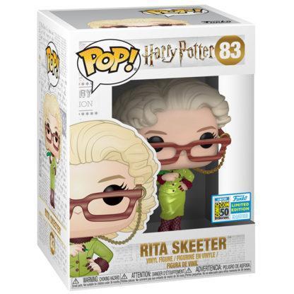 Figurine Funko Pop 83 Rita Skeeter (Harry Potter)