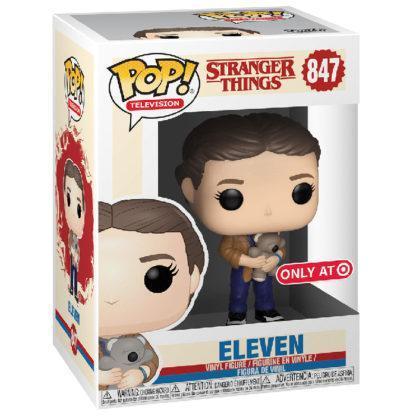 Figurine Funko Pop 847 Eleven (Stranger Things)