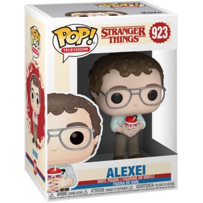 Figurine Funko Pop 923 Alexei (Stranger Things)
