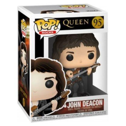 Figurine Funko Pop 95 John Deacon (Queen)