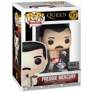 Figurine Funko Pop 97 Freddie Mercury Glitter (Queen)