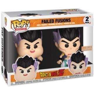 Figurines Funko Pop Failed Fusions (Dragon Ball Z)