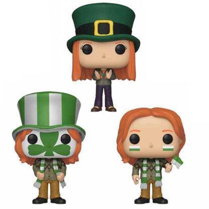 Figurines Funko Pop Ginny Weasley, Fred Weasley & George Weasley (Harry Potter)