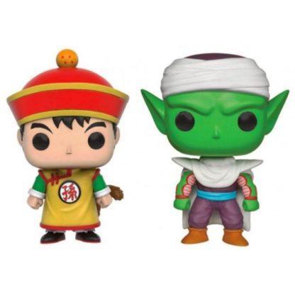 Figurines Funko Pop Gohan & Piccolo (Dragon Ball Z)
