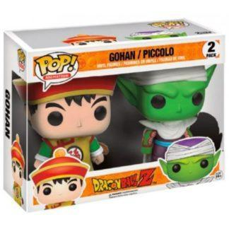 Figurines Funko Pop Gohan & Piccolo (Dragon Ball Z)