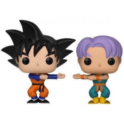 Figurines Funko Pop Goten & Trunks (Dragon Ball Z)