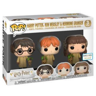 Figurines Funko Pop Harry Potter, Ron Weasley & Hermione Granger (Harry Potter) herbology