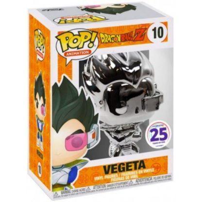 Figurine Pop 10 Vegeta Metallic (Dragon Ball Z)