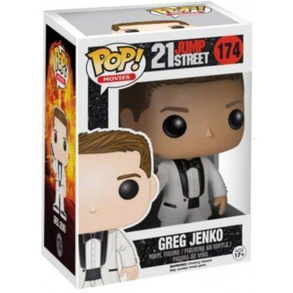 Figurine Pop 174 Greg Jenko (21 Jump Street)