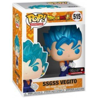 Figurine Pop 515 SSGSS Vegito Metallic (Dragon Ball Super)