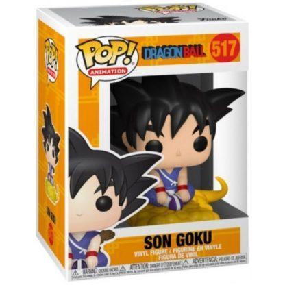 Figurine Pop 517 Son Goku (Dragon Ball Super)