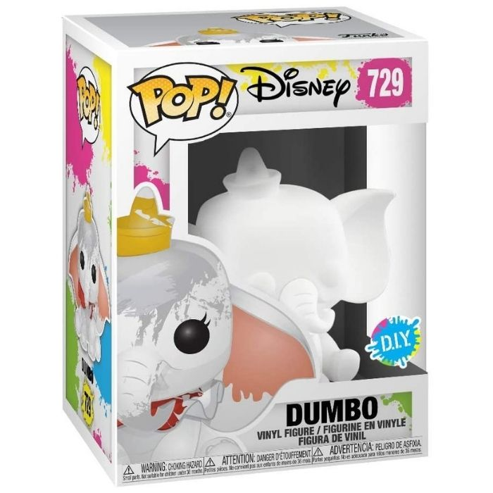 Figurine Pop 729 Dumbo DIY (Dumbo)