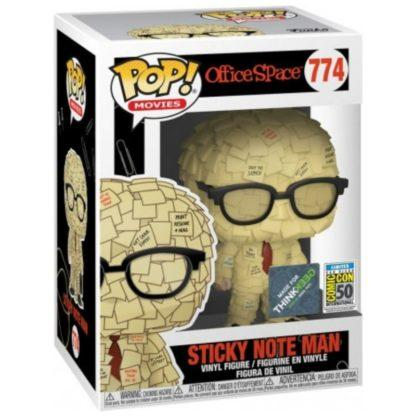 Figurine Pop 774 Sticky Note Man (Office Space)