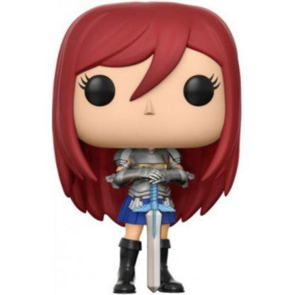 Figurine Pop 284 Erza Scarlet (Fairy Tail)