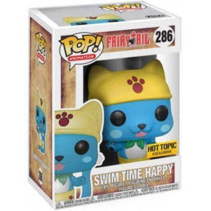 Figurine Pop 286 Swim Time Happy (Fairy Tail)
