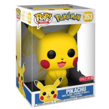 Figurine Pop 353 Pikachu Supersized (Pokémon)