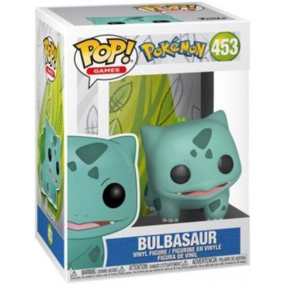 Figurine Pop 453 Bulbasaur (Pokémon)