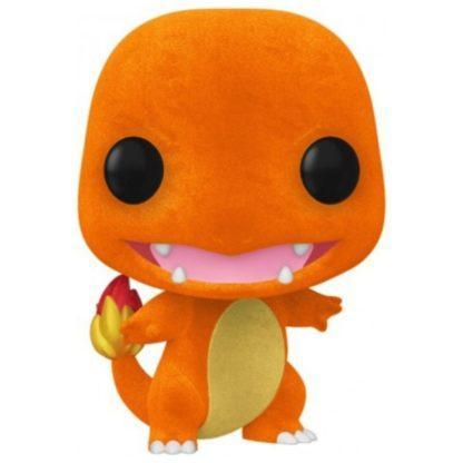 Figurine Pop 455 Charmander Flocked (Pokémon)