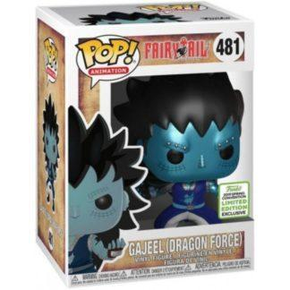 Figurine Pop 481 Gajeel Dragon Force Metallic (Fairy Tail)