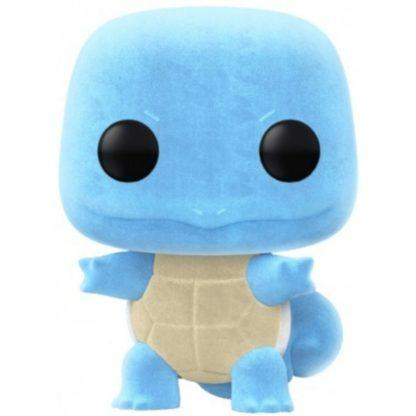 Figurine Pop 504 Squirtle Flocked (Pokémon)