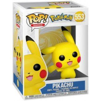 Figurine Pop 553 Pikachu (Pokémon)