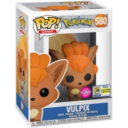 Figurine Pop 580 Vulpix Flocked (Pokémon)