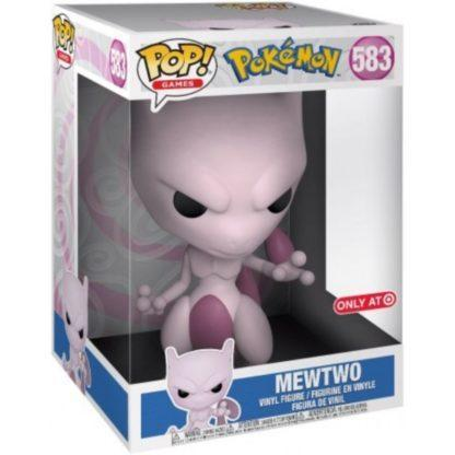 Figurine Pop 583 Mewtwo Supersized (Pokémon)