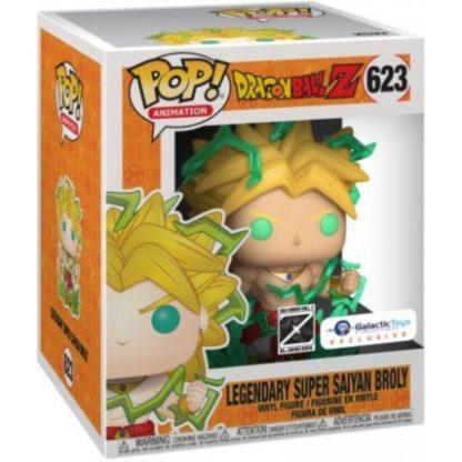 Figurine Pop 623 Legendary Super Saiyan Broly Supersized (Dragon Ball Z)