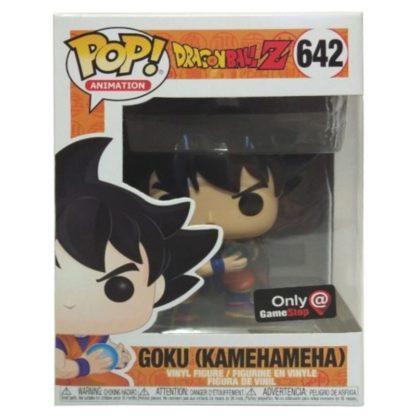 Figurine Pop 642 Goku Kamehameha (Dragon Ball Z)