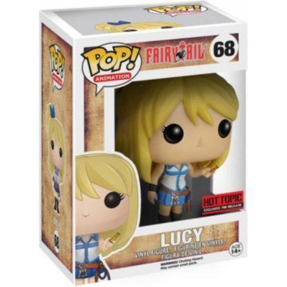 Figurine Pop 68 Lucy (Fairy Tail)