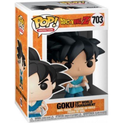 Figurine Pop 703 Goku 28th World Tournament (Dragon Ball Z)