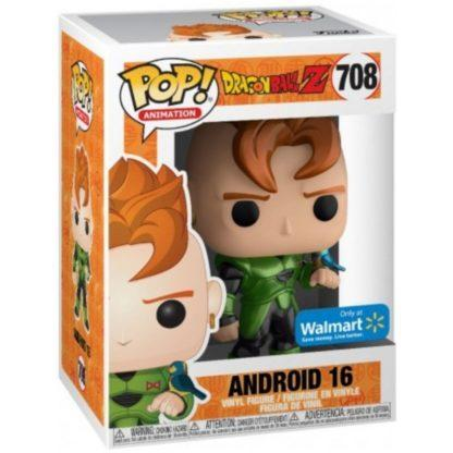 Figurine Pop 708 Android 16 Metallic (Dragon Ball Z)