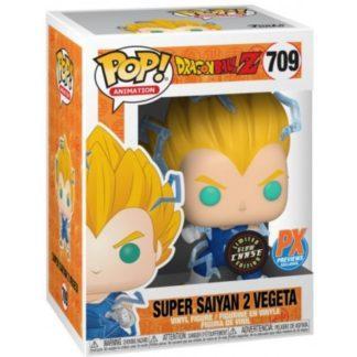 Figurine Pop 709 Super Saiyan 2 Vegeta Chase (Dragon Ball Z)