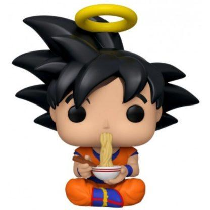 Figurine Pop 710 Goku Eating Noodles (Dragon Ball Z)