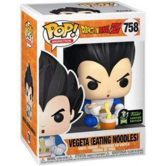 Figurine Pop 758 Vegeta Eating Noodles (Dragon Ball Z)