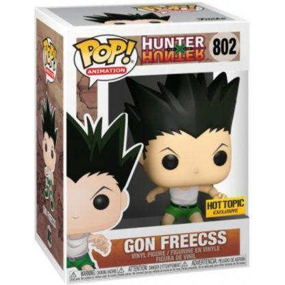 Figurine Pop 802 Gon Freecss (Hunter X Hunter)