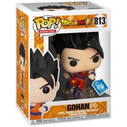 Figurine Pop 813 Gohan Metallic (Dragon Ball Super)