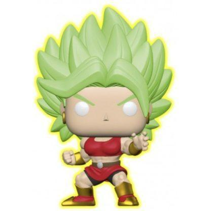 Figurine Pop 815 Super Saiyan Kale Glows in the Dark (Dragon Ball Super)