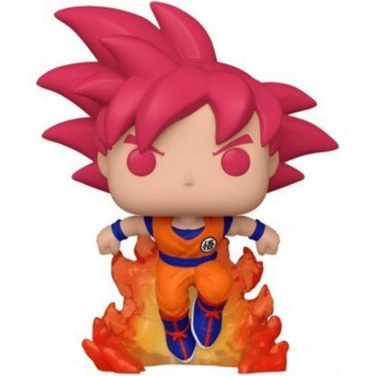 Figurine Pop 827 SSG Goku (Dragon Ball Super)