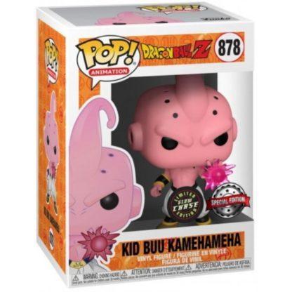 Figurine Pop 878 Kid buu Kamehameha Chase Glows in the Dark (Dragon Ball Z)