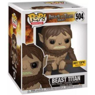 Figurine Pop 504 Beast Titan Supersized (L'Attaque des Titans)
