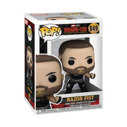 Figurine Pop 849 Razor Fist (Shang-Chi and the Legend of the Ten Rings)