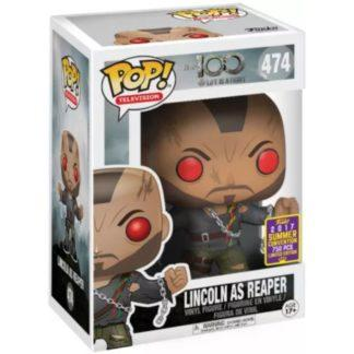 Figurine Pop 474 Lincoln as Reaper (The 100)